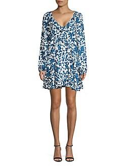 QUICK VIEW. Free People. Rebecca Ruffle Dress 95e7bafb9