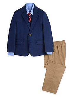 7530ba58 Little Boys' Suit Sets, Button Downs & Ties | Lord + Taylor