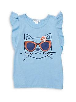 d73a7bfe9995 Kids - Girls - Girls 2-6x Clothing - Tops - lordandtaylor.com
