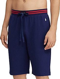 2c4511ddb710 QUICK VIEW. Polo Ralph Lauren. Classic Drawstring Sleep Shorts