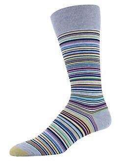 a8f08b03d04 QUICK VIEW. Goldtoe. Frankie Striped Crew Socks.  8.00 · 3-Pack Crew Socks  BLACK