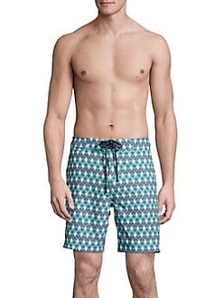 d2caf1df60cd0 Product image. QUICK VIEW. SURFSIDESUPPLY. Gradient Geometric Swim Short