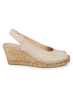 49b5f59990d Product image. QUICK VIEW. Carvela. Sharon Leather Espadrille Wedge Sandals