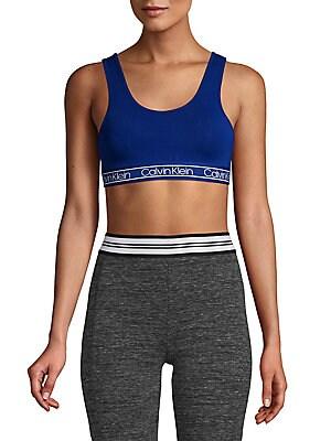 378c0ee000 Calvin Klein - Modern Cotton Unlined Sports Bralette