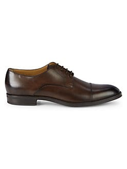 fd93c8f65f1 Product image. QUICK VIEW. HUGO BOSS. Derby Leather Oxfords