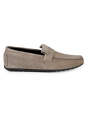 04b0fa36445 Polo Ralph Lauren - Woodley Leather Loafers - lordandtaylor.com