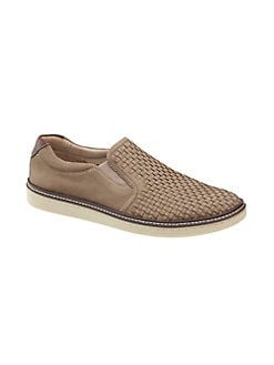 3124e0dd939 Men's Slippers: Sheepskin, Moccasin & More | Lord + Taylor