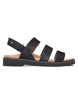 Vionic - Leila Keomi Leather Sandals