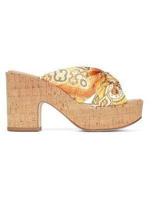 Image of Beeya Wedge Sandals