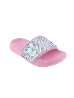ba933742fd71 QUICK VIEW. Capelli New York. Little Girl s Reversible Sequined Slides