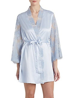 7e895976b99 Queen Generous-Fit Lace Robe