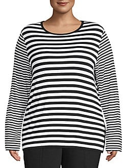 1739d061c1be25 Women - Extended Sizes - Plus Size - Tops - T-Shirts   Knit Tops ...