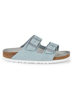 Image of Arizona Soft-Footbed Nubuck Sandals