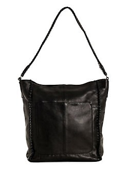 bd68824c24c6 Product image. QUICK VIEW. Day And Mood. Pixie Leather Hobo Bag