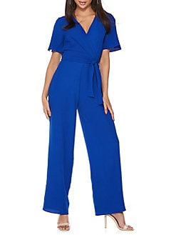 c101b84eba2e Product image. QUICK VIEW. QUIZ. Wrap Front Jumpsuit