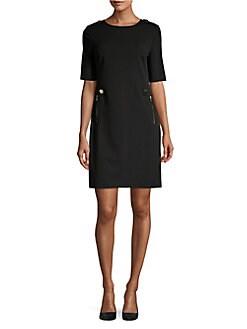 b9d7caaa1f QUICK VIEW. Calvin Klein. Classic Shift Dress