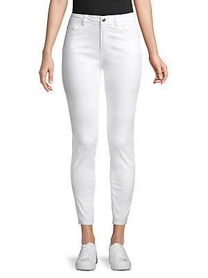 27986058a92663 Kensie jeans - Ankle Skinny Jeans - lordandtaylor.com