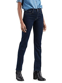 3b9a4327 QUICK VIEW. Levi's. 724 High-Rise Straight Leg Jeans