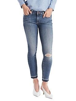 97754822d0c5d9 QUICK VIEW. Levi's. 711 Mid Rise Cut-off Jeans