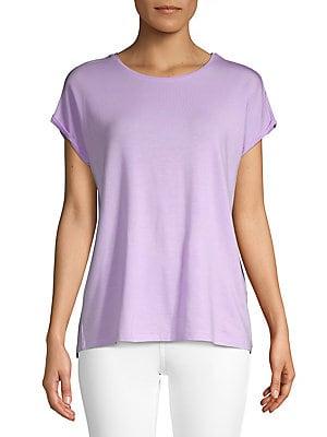 6da6baea Vero Moda - Ava Short-Sleeve Plain Top