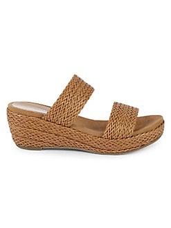 32c72ba785 QUICK VIEW. Anne Klein. Zala Braided Platform Sandals