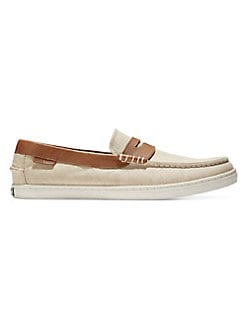 56d6aec3acd Pinch Canvas Weekender Loafers TAN LINEN. QUICK VIEW. Product image. QUICK  VIEW. Cole Haan