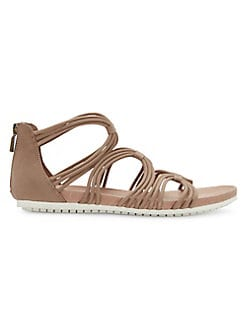baf8babfef8e QUICK VIEW. Me Too. Shana Leather Gladiator Sandals