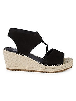 8c9876a9d0a Product image. QUICK VIEW. Eileen Fisher. Whim Leather Espadrille Wedge  Sandals