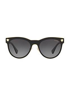 b5608d3b75 QUICK VIEW. Versace. Barocco 138MM Square Sunglasses