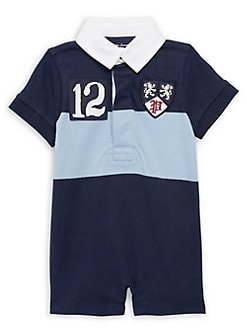 07f64cf26868 Product image. QUICK VIEW. Ralph Lauren Childrenswear. Baby Boy s Cotton  Jersey Rugby Shortall