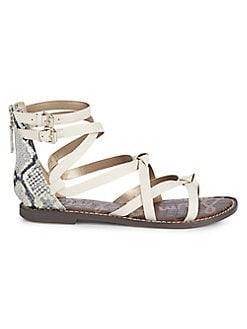 004fade22273ca QUICK VIEW. Sam Edelman. Gaton Leather Strappy Sandals
