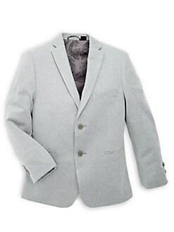 36fa50a86b51 QUICK VIEW. Michael Kors. Boy's Long Sleeve Sportscoat