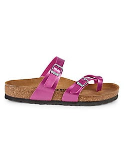 7b2d2e8d3 QUICK VIEW. Birkenstock. Mayari Electric Metallic Thongs