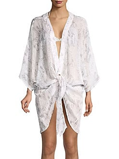 35e9cd10df Women - Clothing - Swimwear & Cover-Ups - Cover-Ups - lordandtaylor.com