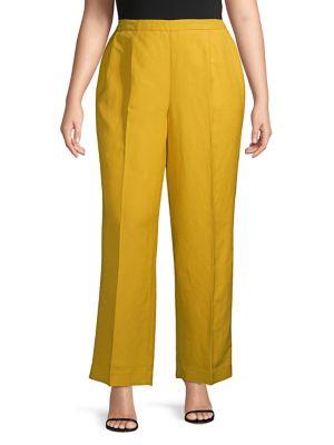 Image of Plus Side Zip Pants