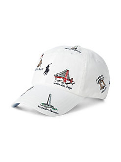 ac1016490e033 QUICK VIEW. Polo Ralph Lauren. Monuments Chino Baseball Cap
