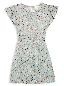 896778df496 Product image. QUICK VIEW. Monteau. Girl s Printed Dress