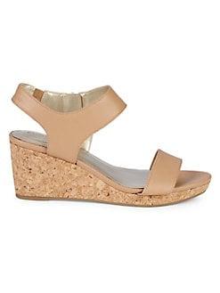 e1260b02b9ea QUICK VIEW. Bandolino. Tessa Cork Wedge Sandals