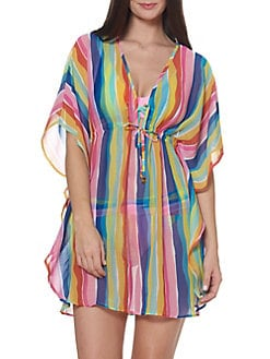 f59defdf0b Women - Clothing - Swimwear & Cover-Ups - Cover-Ups - lordandtaylor.com