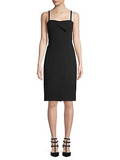 a673eb766a3 QUICK VIEW. Vince Camuto. Overlay Bodycon Dress