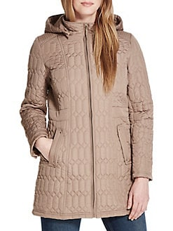d16a2e696a9 QUICK VIEW. Weatherproof. Hooded Quilted Jacket