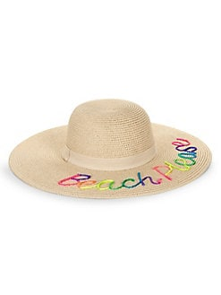 faa840817f70b QUICK VIEW. August Hats. Beach Please Sun Hat