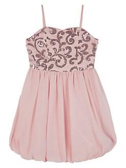 a149b44f4c2c QUICK VIEW. Ally B. Girl s Sequin Sleeveless Dress