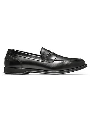 e28a366846a Cole Haan - Fleming Leather Penny Loafers - lordandtaylor.com