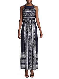 32cb2662c8d QUICK VIEW. Gabby Skye. Printed Maxi Dress