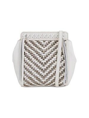 e6762c0a3bdc Kooba - Aisha Leather Crossbody Bag