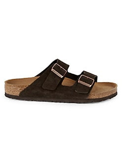443a0eca4ee6c Arizona Leather Sandals BROWN. QUICK VIEW. Product image