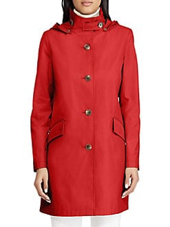 4169befc2be QUICK VIEW. Lauren Ralph Lauren. Plus Hooded Walker Coat