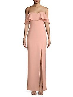 132cbee2b011 QUICK VIEW. Likely. Shania Ruffle Gown