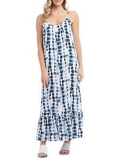 848b3ea5bfe Product image. QUICK VIEW. Karen Kane. Tie-Dyed Maxi Dress